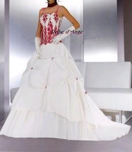 robe de mariee blanc et mauve all pictures top. Black Bedroom Furniture Sets. Home Design Ideas